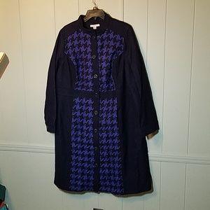 NWT Isaac Mizrahi LIVE winter coat